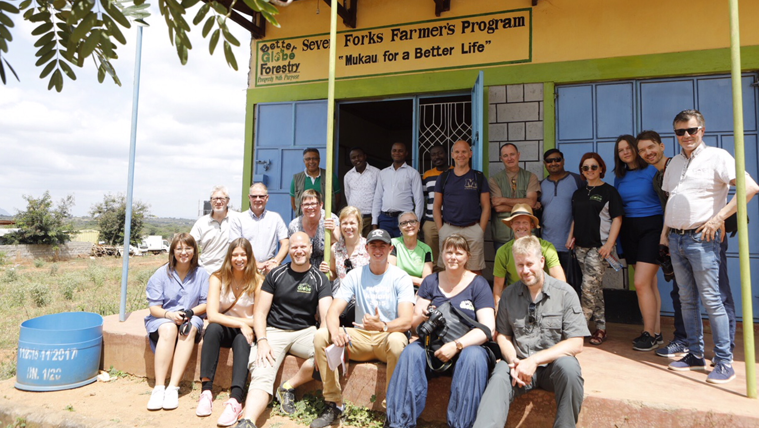 20 clientes visitando Kenia en este momento